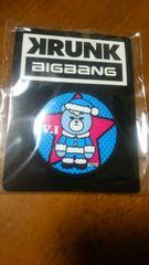 BIGBANG缶バッヂ