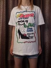 即決RNAハイヒールTシャツ!ゴシックパンクロックjouetieMILKAMIAYAマジカルモッシュ