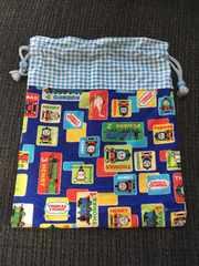 ハンドメイドトーマス袋27×32