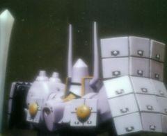 ボークス FSS 1/100 SSS 青騎士