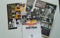 ファイターズvsドラゴンズ日本シリーズ公式プログラム2006