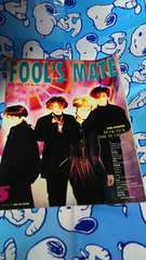 FOOL'S MATE◆1992年5月号◆DIE IN CRIES◆BUCK-TICK◆SUGIZO◆