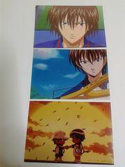 テニスの王子様DVD特典ブロマイド3枚セット【青学*不二周助】