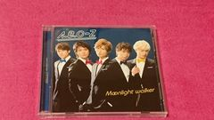 A.B.C-Z Moonlight walker 初回盤 CD+DVD