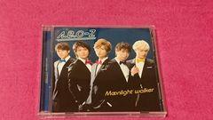 A.B.C-Z Moonlight walker 初回盤 CD+DVD