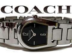 極希少 1スタ★コーチ COACH 馬蹄型 ブレスレット 腕時計