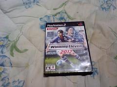 【PS2】ワールドサッカーウイニングイレブン2012