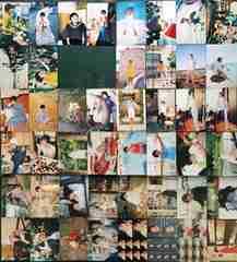 生 ブロマイド 広末涼子 全46種 コンプ セット 女優 写真