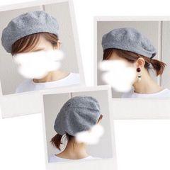 定価3,600円ルベレー フランセ ベレー帽 フランス製 春夏用