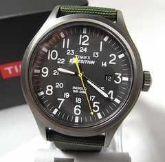 確実本物保証未使用タイメックス エクスペディション腕時計T49961