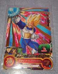 スーパードラゴンボールヒーローズ UM4弾 R (レア) ベジータ  UM4ー019