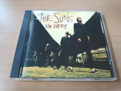 ザ・サンズCD「ノーエントリーNO ENTRY」THE SUNS廃盤●