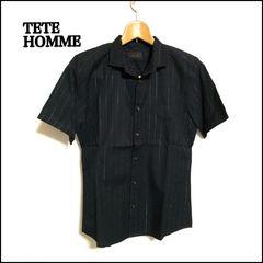 テットオム メンズ 半袖シャツ S 日本製