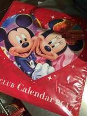 2017 ドコモプレミアクラブ ディズニーカレンダー 壁掛け