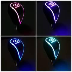 LEXUS レクサス LEDシフトノブ7色レインボーカラー
