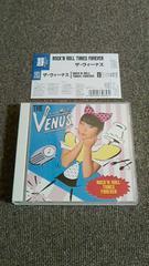 ザ・ヴィーナス美品CD 2枚組 ロカビリー クリームソーダ コニー クールス キャロル ライブ 95