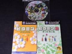 <即決>GC/ピクミン-ピクミン2・ゲームキューブ/WiiU ピクミン3