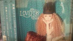 激安!超レア!☆加藤ミリヤ/LOVERSpart�U☆初回盤/CD+DVD帯付!超美品