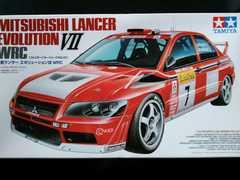 ☆1/24 タミヤ 三菱ランサーエボリューション�Z WRC