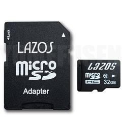 送料無料 国内正規品 リーダーメディア microSDHC 32GB クラス10 SDアダプタ