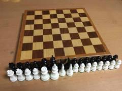 チェス 駒 & 盤 切手払い可能