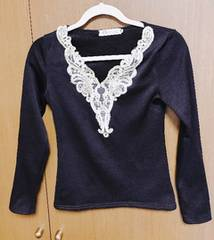 �H韓国ロングTシャツ