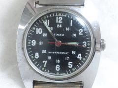 5512/TIMEXタイメックス超ヴィンテージのミリタリータイプ手巻き式激レアモデル