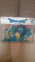 中古 当時モノ ドラクエ�W カードゲーム キングレオ 1990
