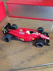 1/43 マールボロ フェラーリ 641/F190
