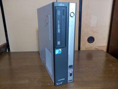 FMV ESPRIMO D550/B Win10 Core2 500GB 4GB