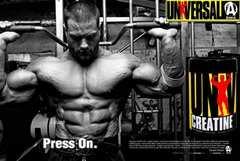 超強力 ユニバーサル クレアチン ボディビル サプリメント 筋力 瞬発力 向上