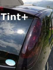 Tint+何度も貼れる i/iMiEV HA1W/HA3W テールランプ スモークフィルム