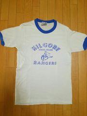 USA製 Hanes ヘインズ ヴィンテージ リンガー Tシャツ S