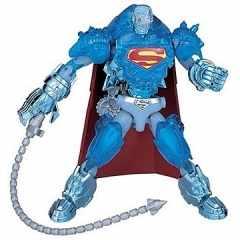 ミクロマン ミクロアクションシリーズ サイボーグスーパーマン