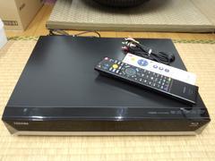TOSHIBA RD-BZ700 Wチューナー 2番組同時録画 500GB 送料格安