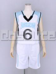 ◆黒子のバスケ> ◆洛山高校ユニフォーム6番 実渕玲央
