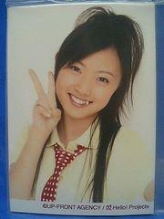 ハロプロ新人公演 赤坂HOP!・L判3枚 2008.6/田中杏里
