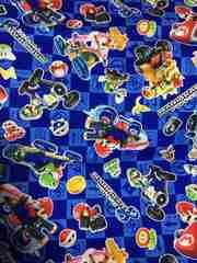 マリオカート◆キャラクター◆生地◆マリオ