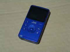 ビクター HD MEMORY CAMERA ブルー