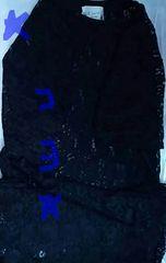 レース ワンピース 2種類セット ブラック レディース 婦人服