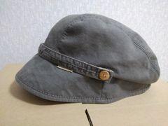 JANERIVER/ジェーンリバー★野外用2WAYキャスケット帽子