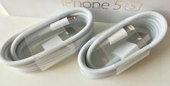 送料込み2個セット★apple iPhone純正ライトニングケーブル2�b、1�b各1本!