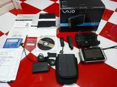 美品VAIO VGN-UX90PS 最小モバイル