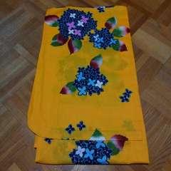 浴衣 紫陽花