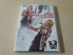森川智之DVD「JOLLY ROGER LIVE」●