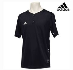 アディダス ベースボールシャツ サイズM