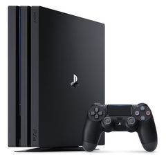【人気品薄】PlayStation 4 Pro ジェット・ブラック 1TB