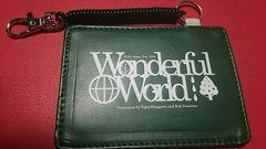 *ゆずArenaTour2008★WonderfulWorld★パスケース*