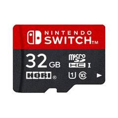 【Nintendo Switch対応】マイクロSDカード32GB for Nintendo Switch
