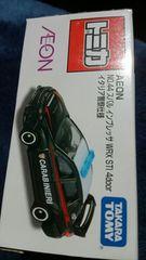 トミカ イオン 限定 44 スバル インプレッサ WRX STI 4door イタリア警察仕様 新品